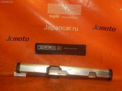 Накладка на порог салона MITSUBISHI PAJERO IO H66W Фото 3