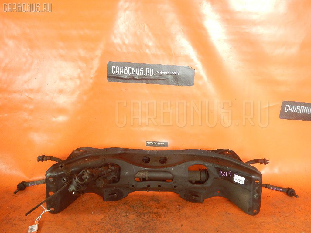 Рулевая рейка SUBARU LEGACY BH5 EJ20. Фото 3