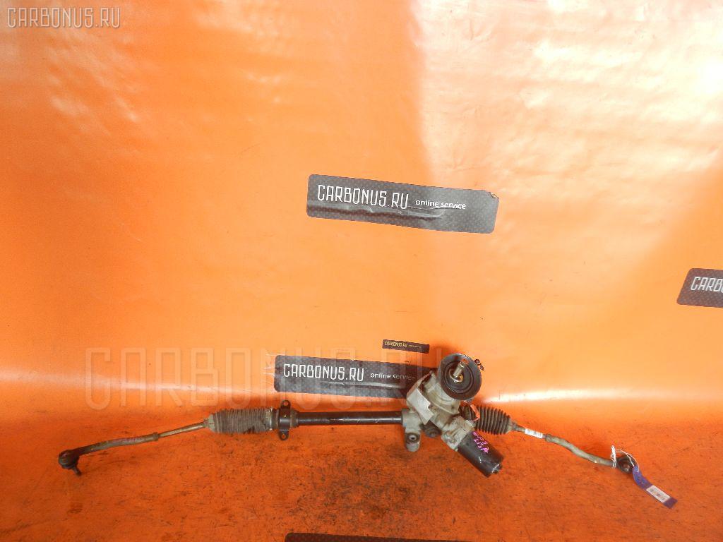 Рулевая рейка HONDA FIT GD3 L13A. Фото 2