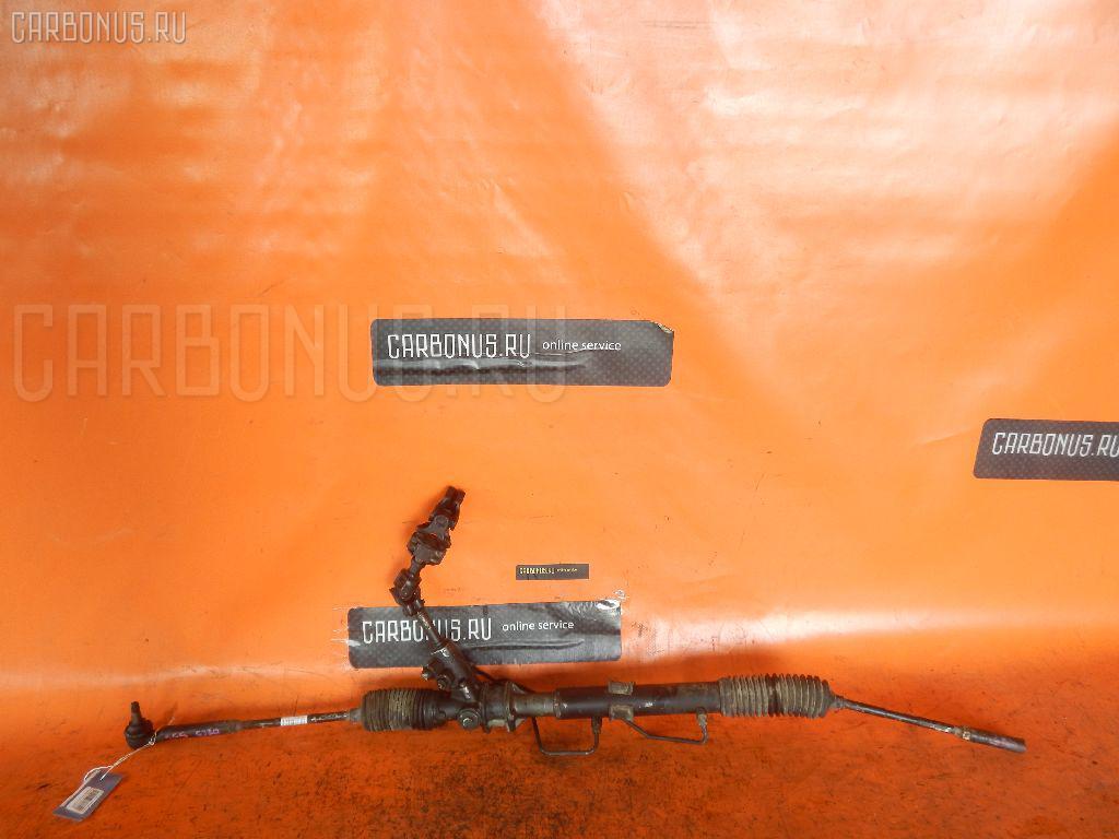 Рулевая рейка SUBARU FORESTER SF5 EJ20. Фото 8