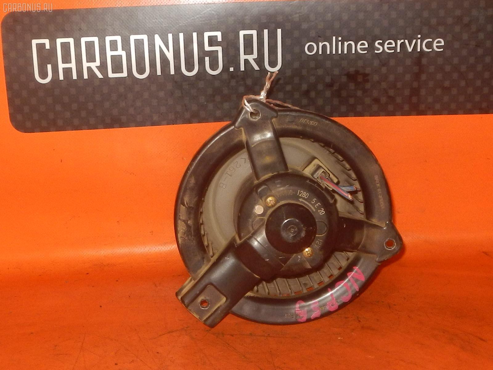 Мотор печки TOYOTA PROBOX NCP55V. Фото 5