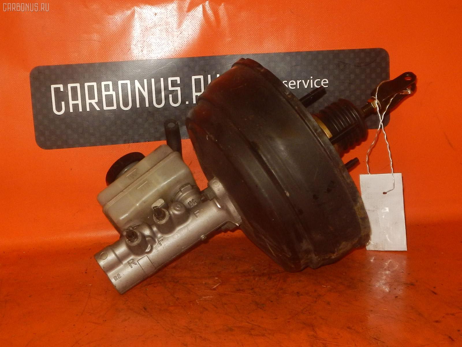 Главный тормозной цилиндр NISSAN STAGEA WGNC34 RB25DE. Фото 1