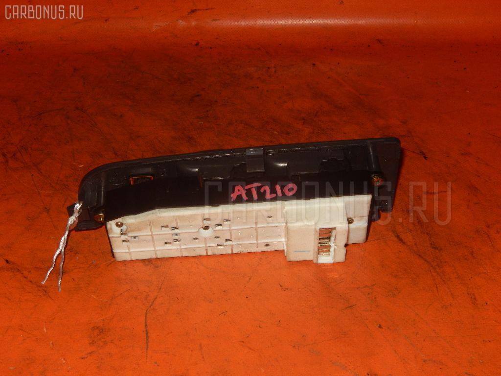 Блок упр-я стеклоподъемниками TOYOTA CARINA AT210. Фото 2