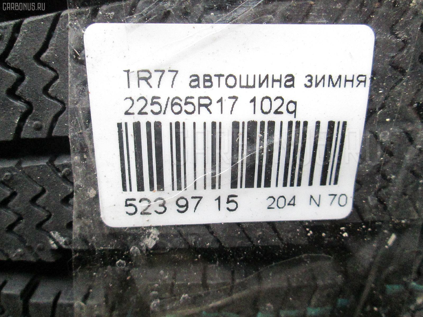 Автошина легковая зимняя TR777 225/65R17 TRIANGLE Фото 4