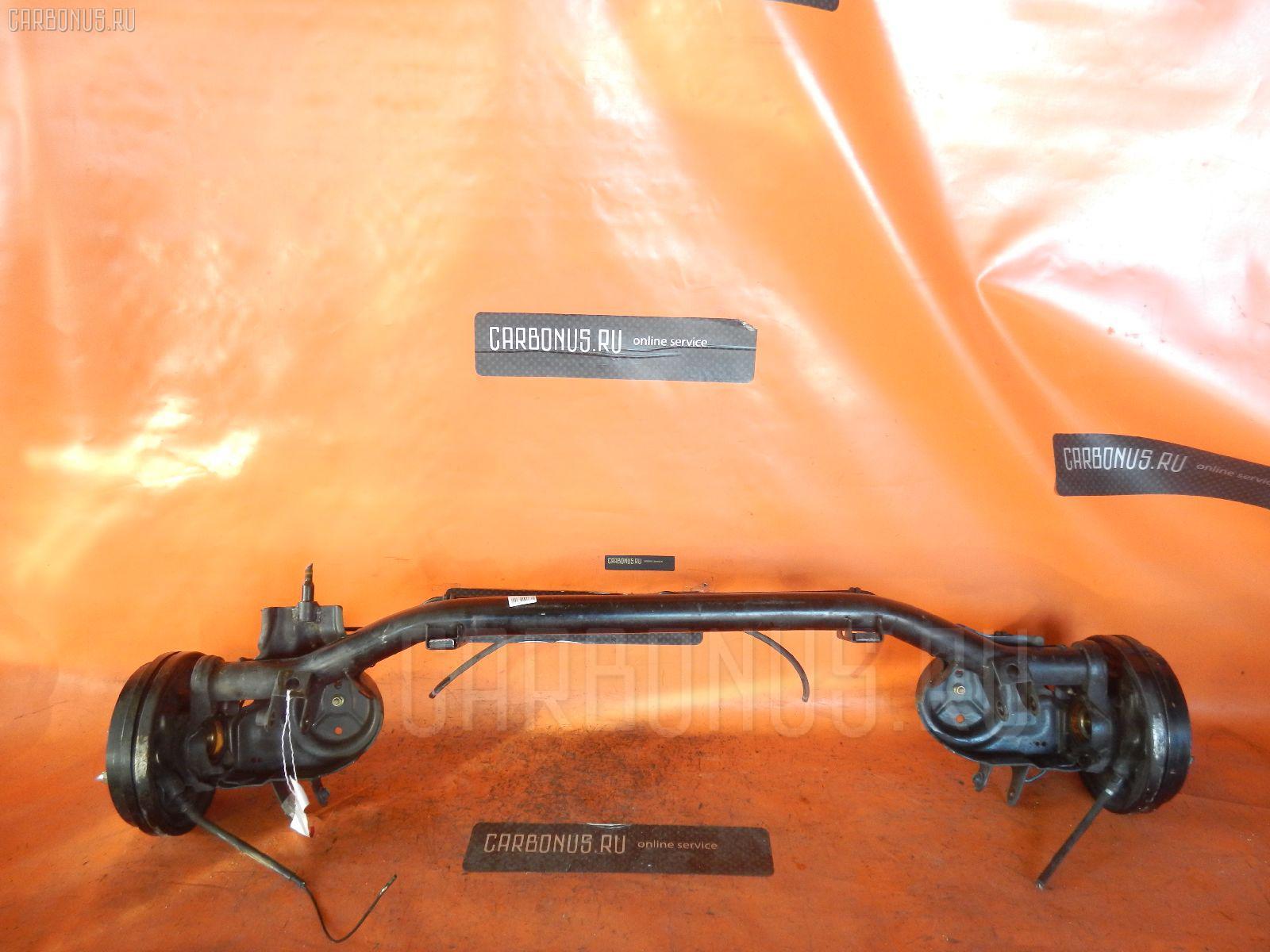 Балка подвески HONDA HR-V GH4 D16A. Фото 1