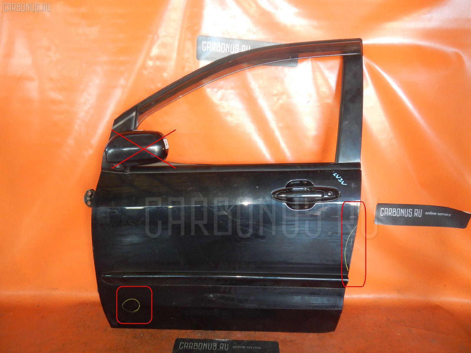 Дверь боковая MAZDA MPV LW3W. Фото 3
