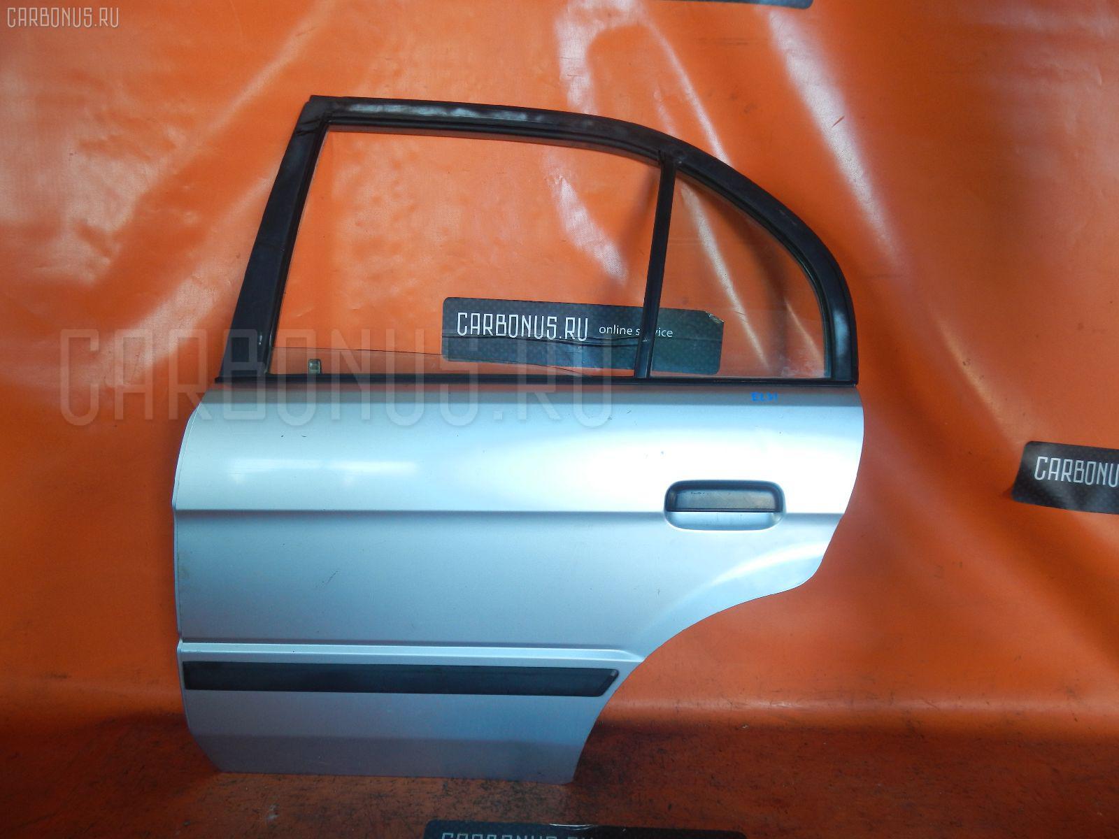 Дверь боковая TOYOTA CORSA EL51. Фото 1