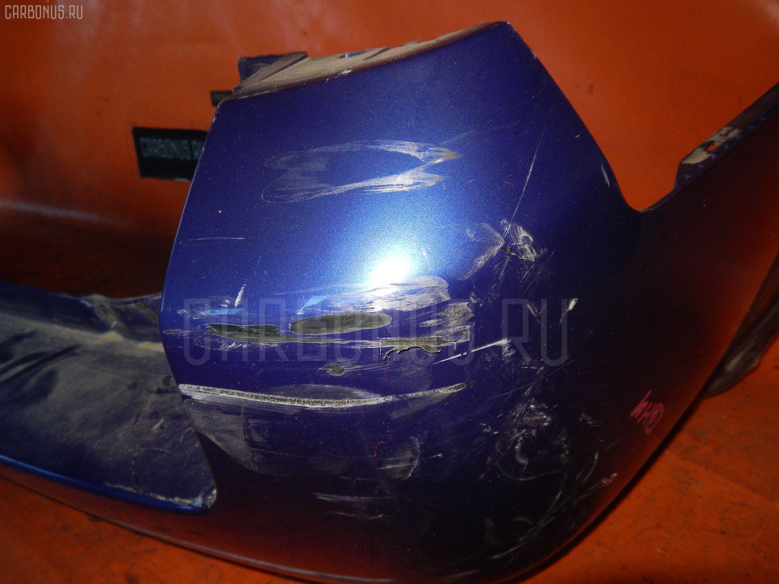Бампер HONDA HR-V GH4. Фото 4