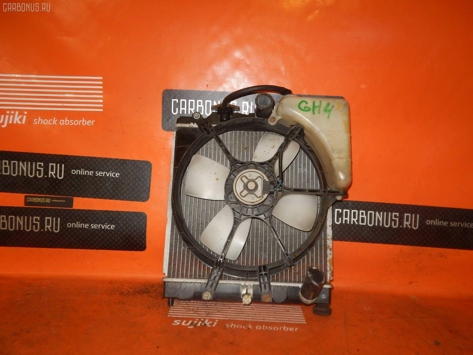 Радиатор ДВС HONDA HR-V GH4 D16A. Фото 5