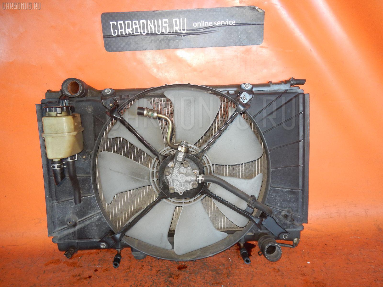 Радиатор ДВС TOYOTA CELSIOR UCF21 1UZ-FE. Фото 7