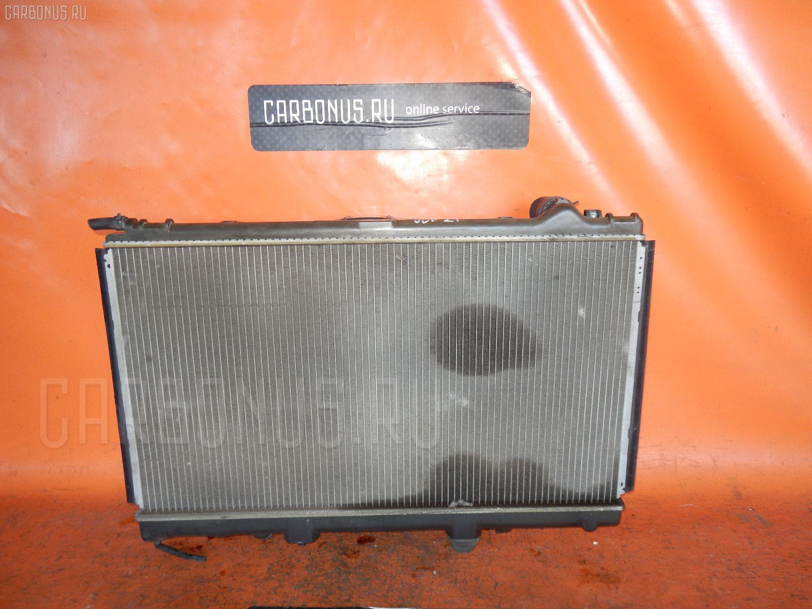 Радиатор ДВС TOYOTA CELSIOR UCF21 1UZ-FE. Фото 8