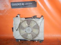 Радиатор ДВС TOYOTA SIENTA NCP81G 1NZ-FE Фото 2