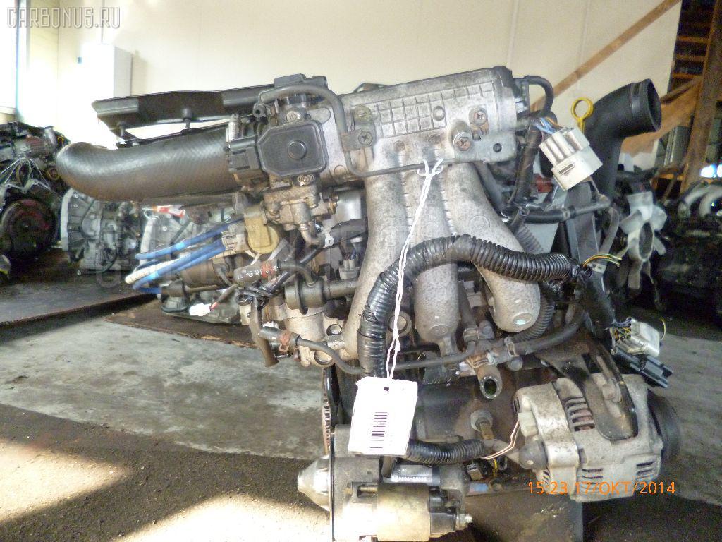 Двигатель SUZUKI ALTO HA11S F6A-T Фото 16