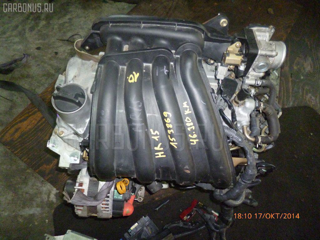 Двигатель NISSAN NOTE E11 HR15DE Фото 18