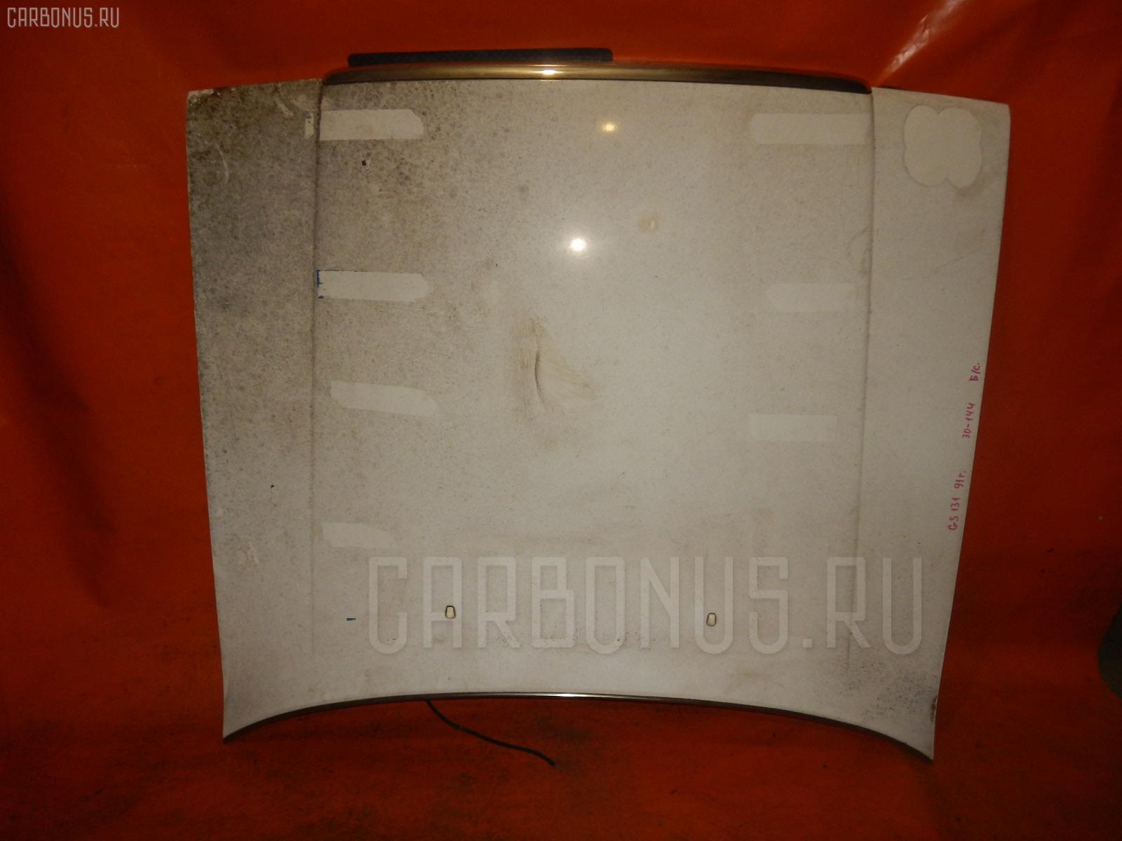 Капот TOYOTA CROWN GS131. Фото 7