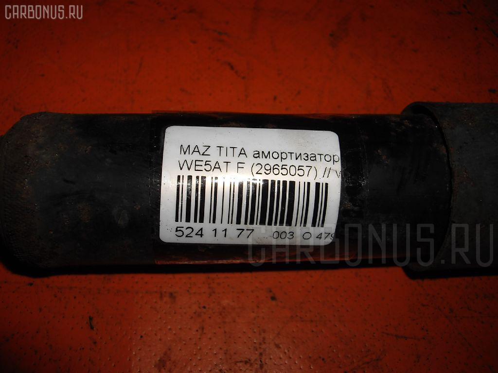 Амортизатор MAZDA TITAN WE5AT Фото 3