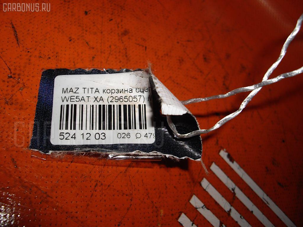 Корзина сцепления MAZDA TITAN WE5AT XA Фото 5