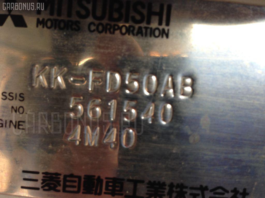 Радиатор кондиционера MITSUBISHI CANTER FD50AB 4M40 Фото 3