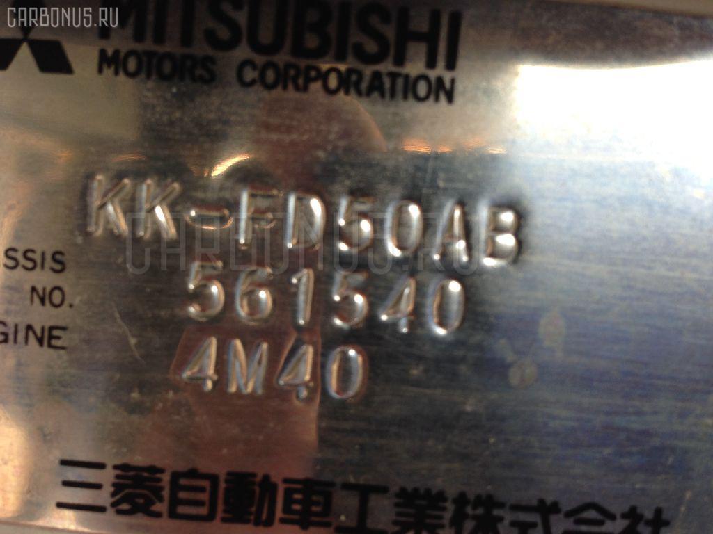 Насос ручной подкачки MITSUBISHI CANTER FD50AB 4M40 Фото 5
