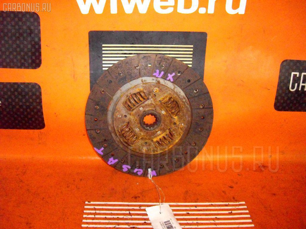 Диск сцепления MAZDA TITAN WG5AT XA Фото 1