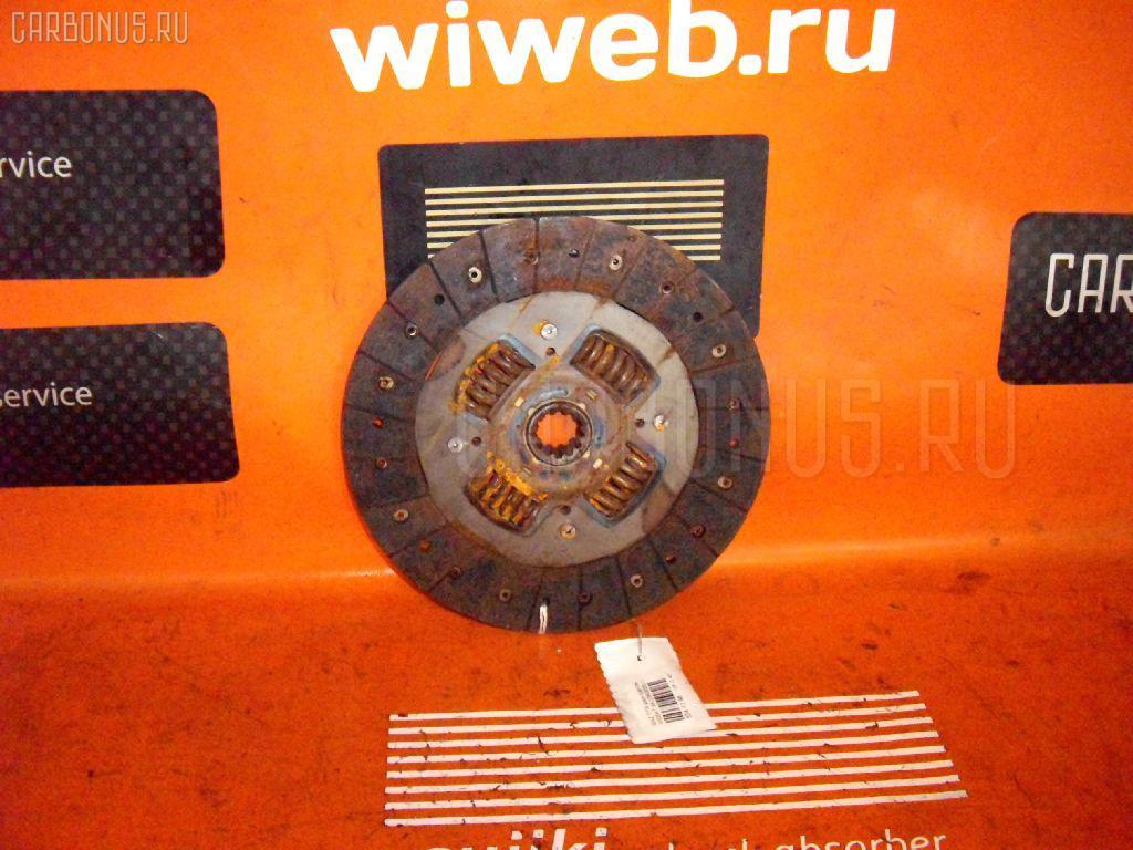 Диск сцепления MAZDA TITAN WG5AT XA Фото 2