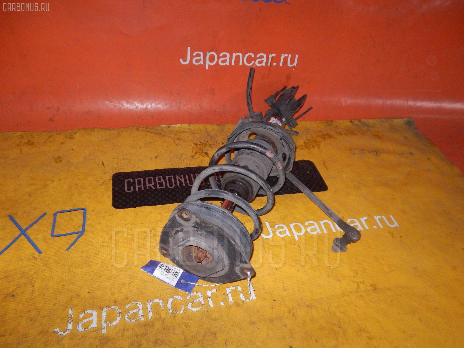 Стойка NISSAN CUBE BZ11 CR14DE Фото 3