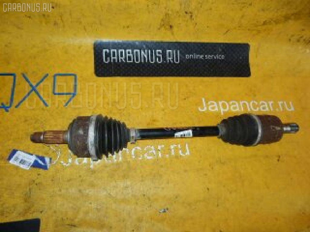 Привод HONDA MOBILIO GB1 L15A. Фото 3