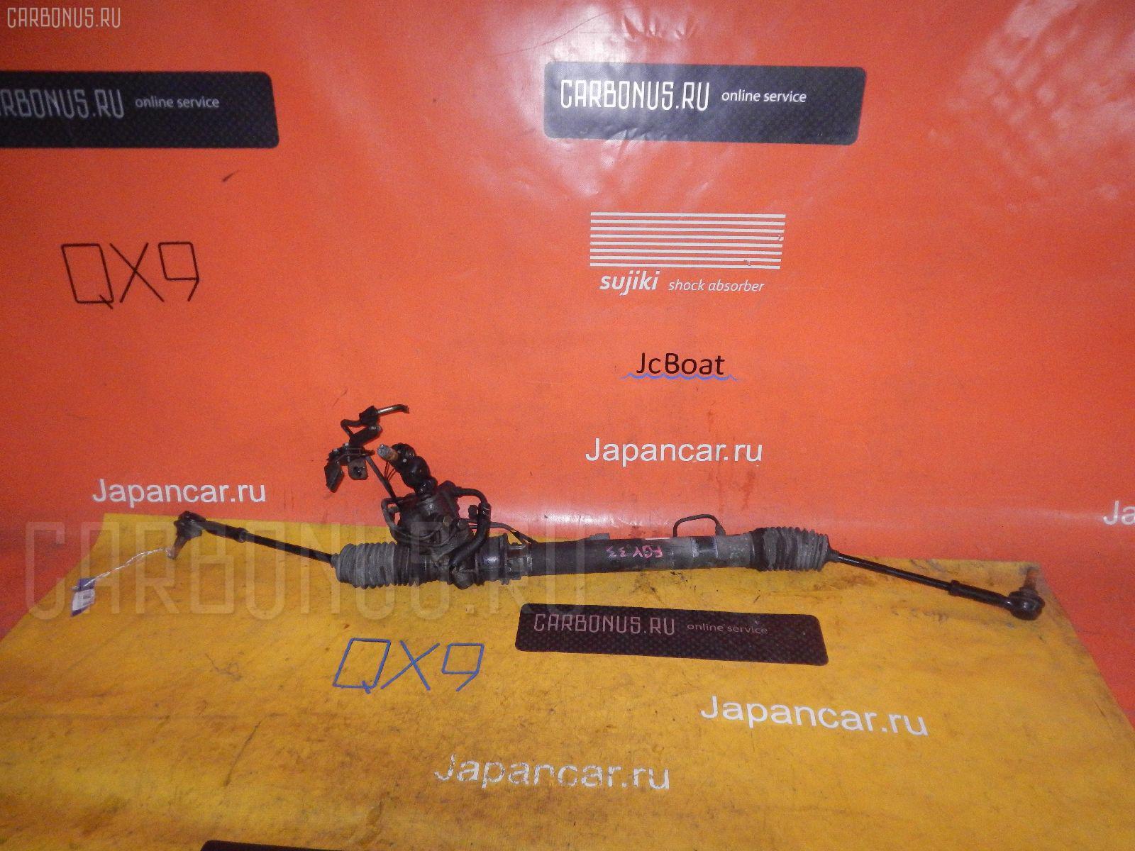 Рулевая рейка NISSAN CIMA FGY33 VH41DE. Фото 4