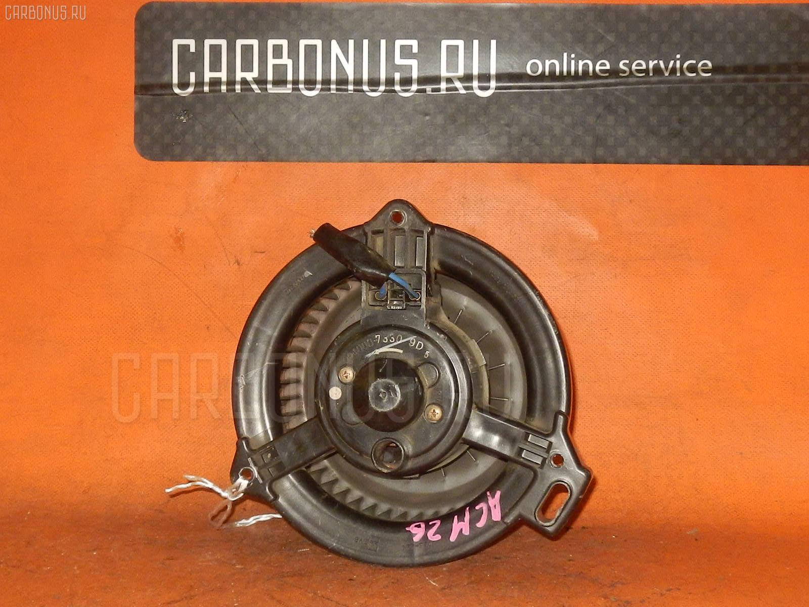 Мотор печки TOYOTA IPSUM ACM26W. Фото 7
