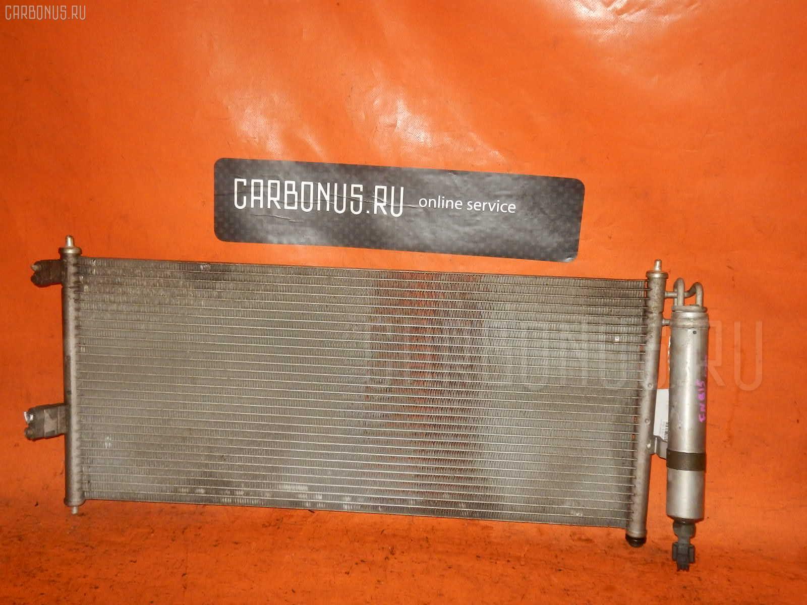Радиатор кондиционера NISSAN SUNNY FNB15 QG15DE Фото 2