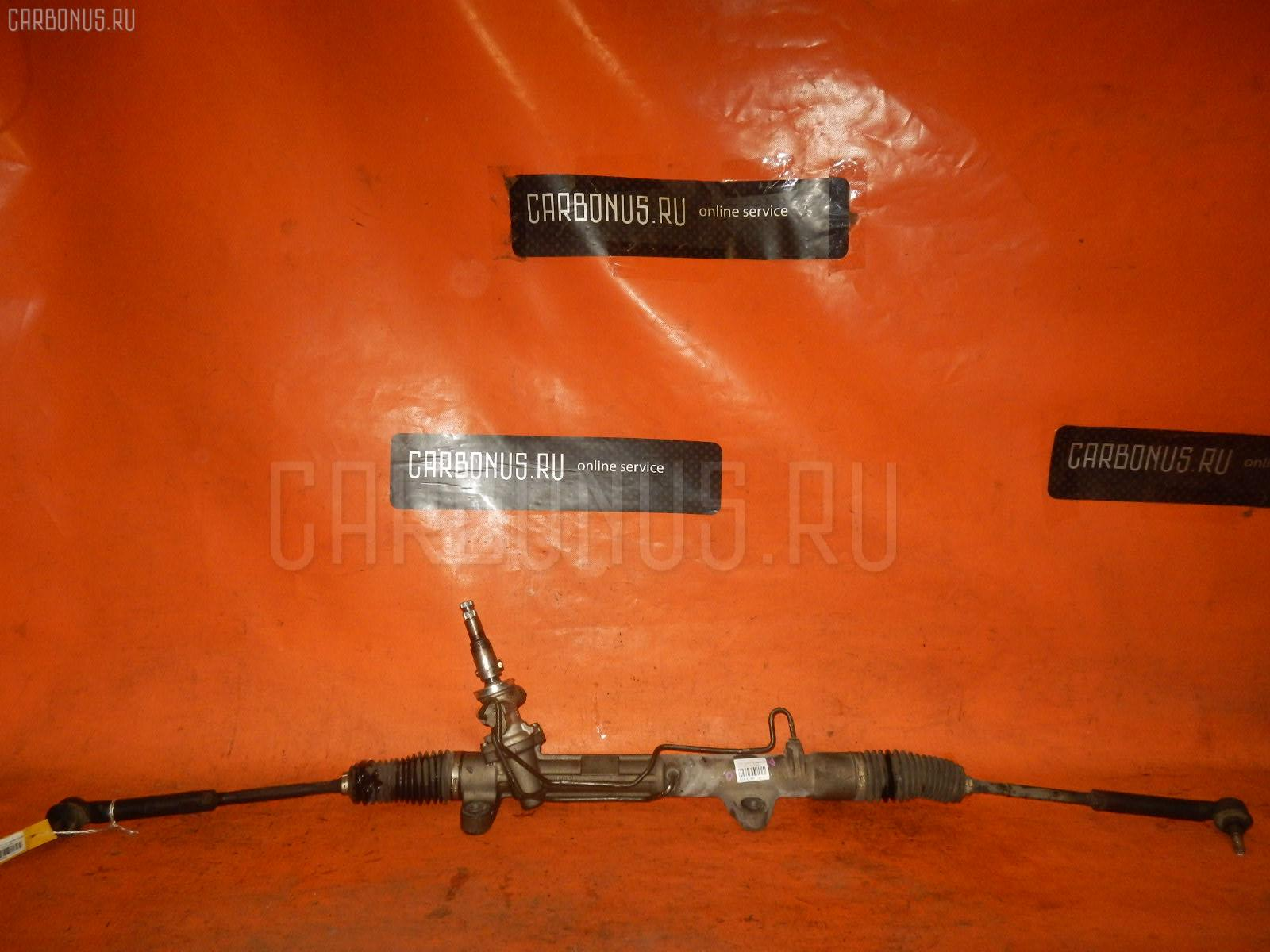 Рулевая рейка TOYOTA AVENSIS AZT250 1AZ-FSE. Фото 6