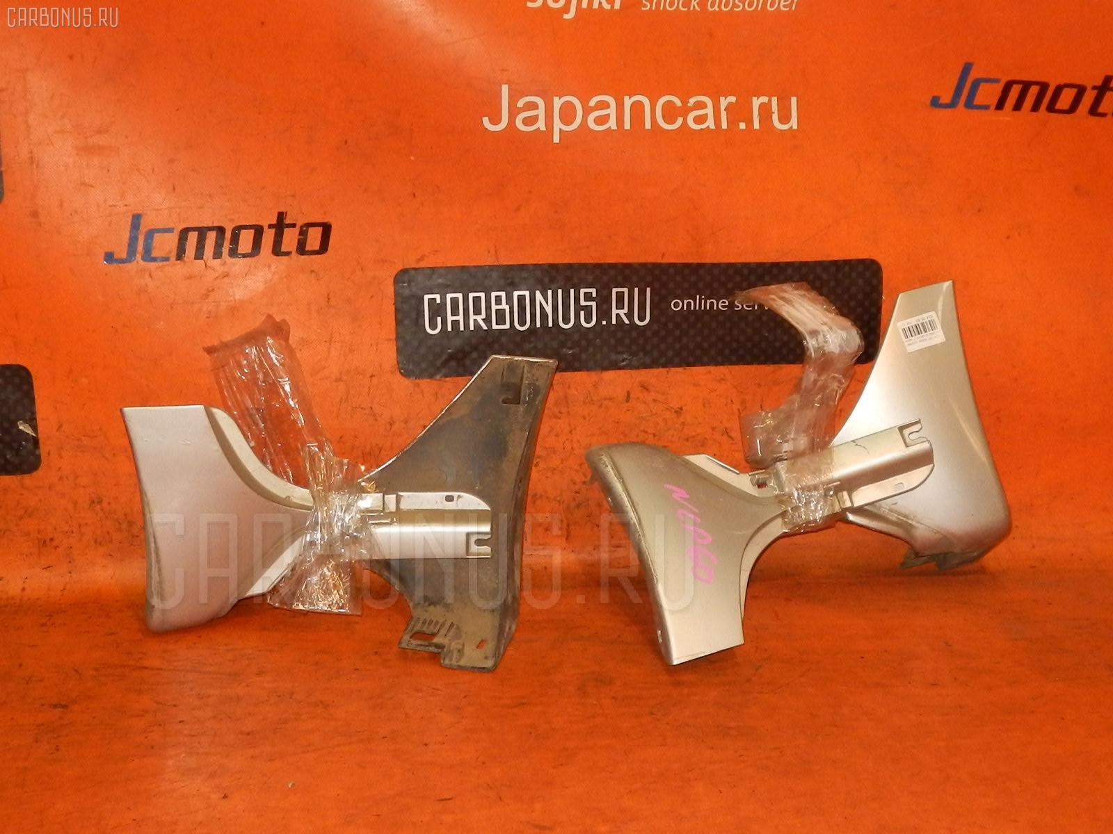 Порог кузова пластиковый ( обвес ) TOYOTA IST NCP60. Фото 7