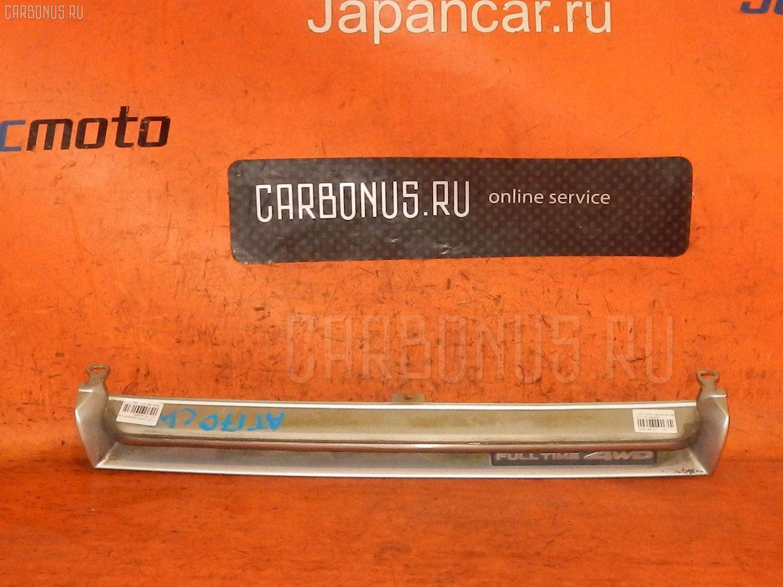 Решетка радиатора Toyota Carina AT175 Фото 1