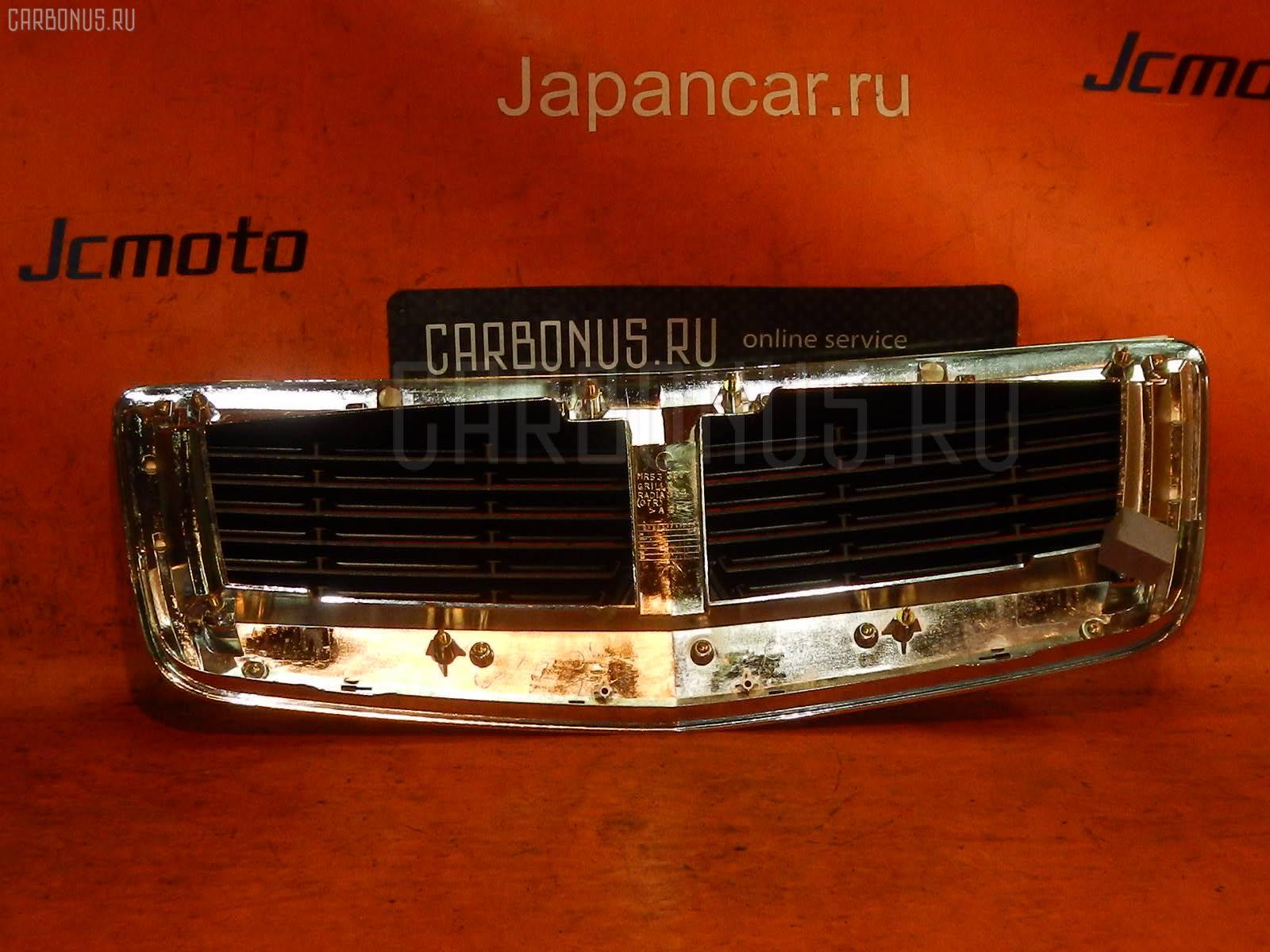 Решетка радиатора MITSUBISHI DION CR6W. Фото 8