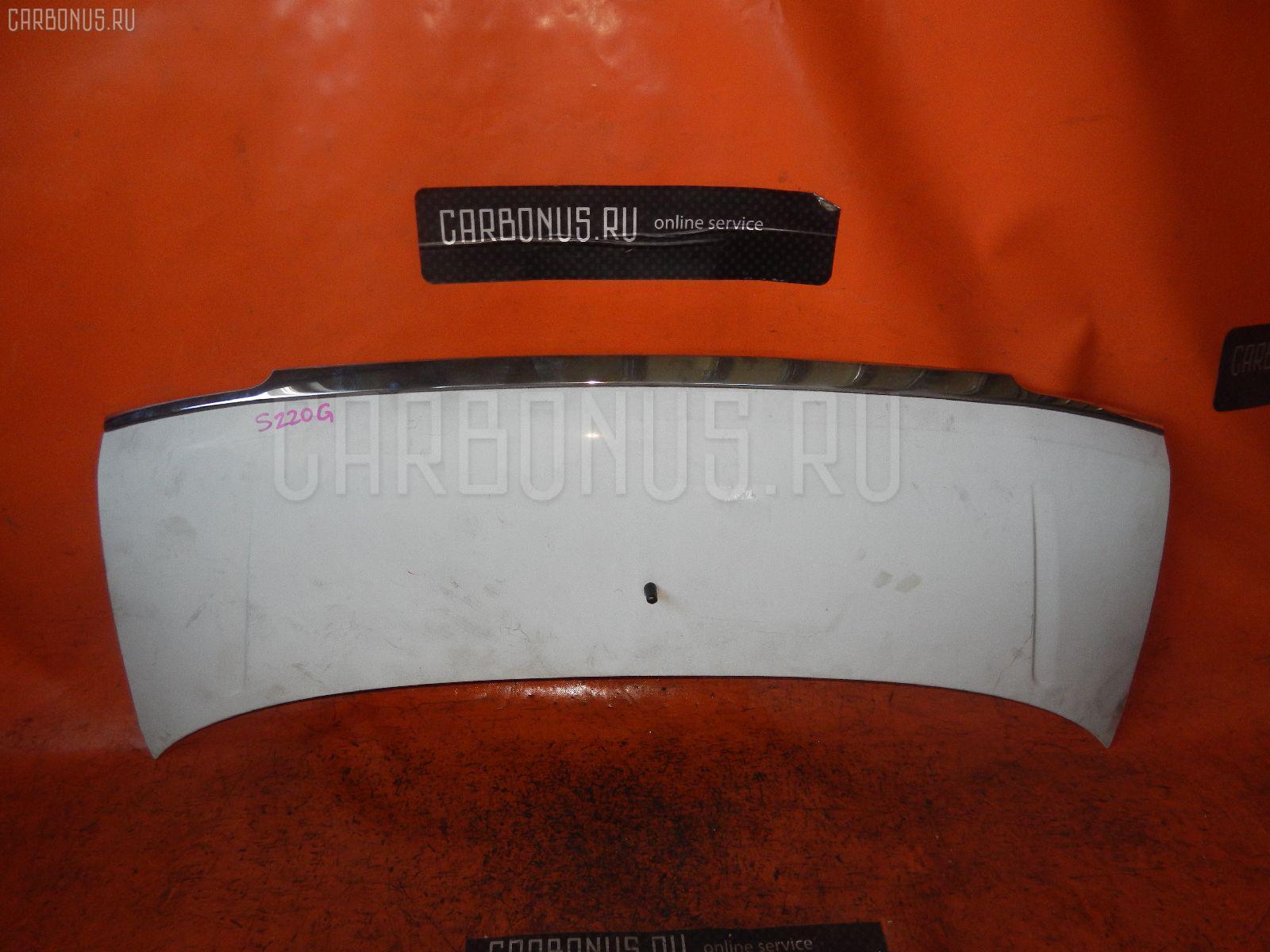 Капот DAIHATSU ATRAI WAGON S220G Фото 1