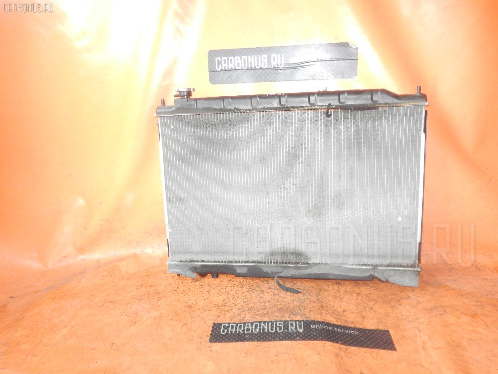Радиатор ДВС NISSAN PRESAGE TU31 QR25DE. Фото 1
