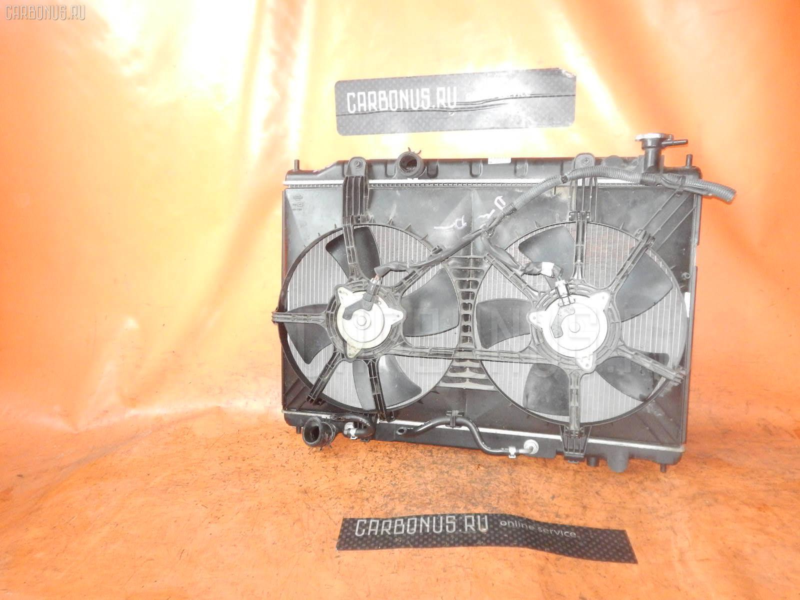 Радиатор ДВС NISSAN PRESAGE TU31 QR25DE. Фото 2