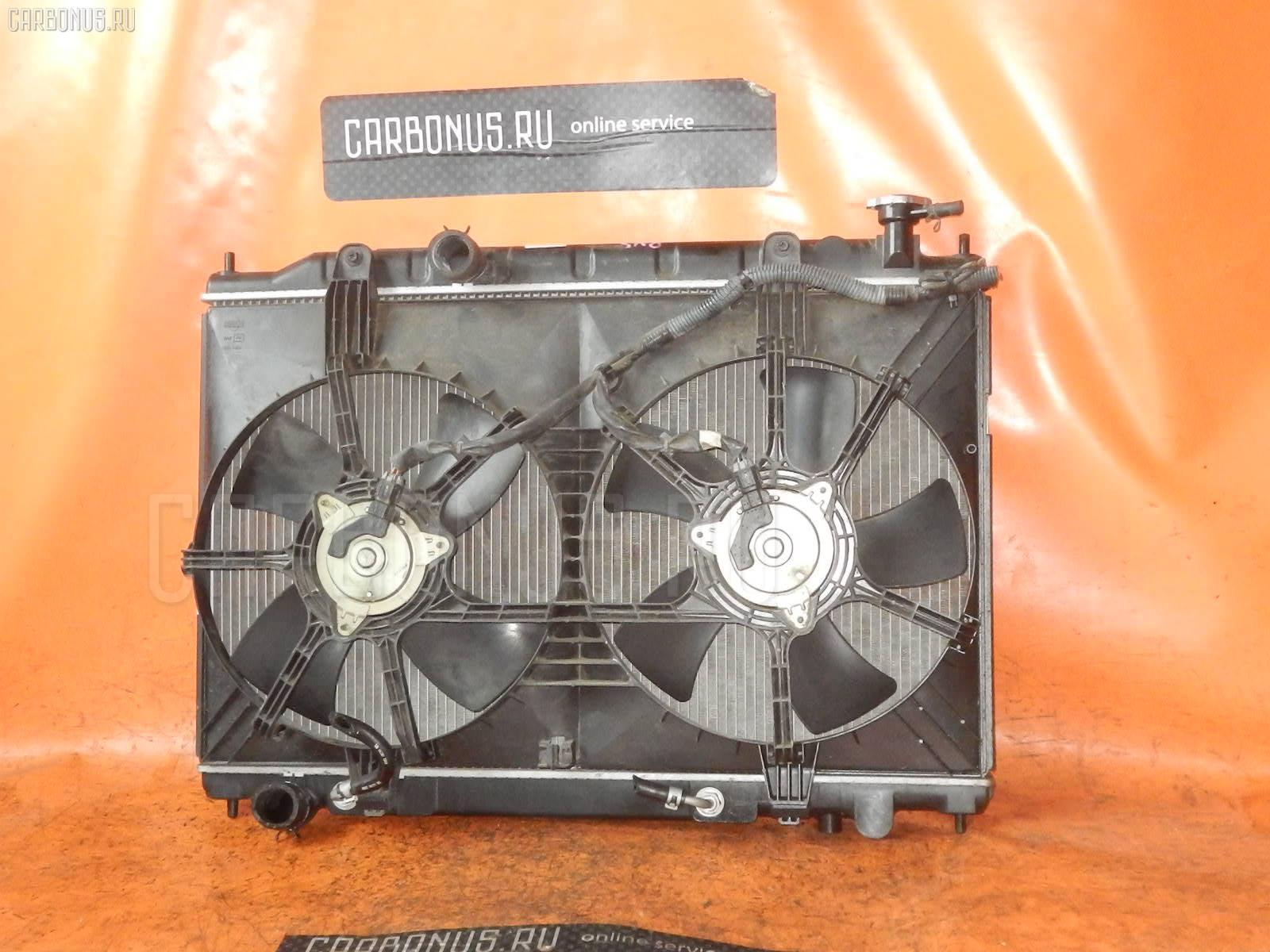 Радиатор ДВС NISSAN PRESAGE TU31 QR25DE. Фото 3