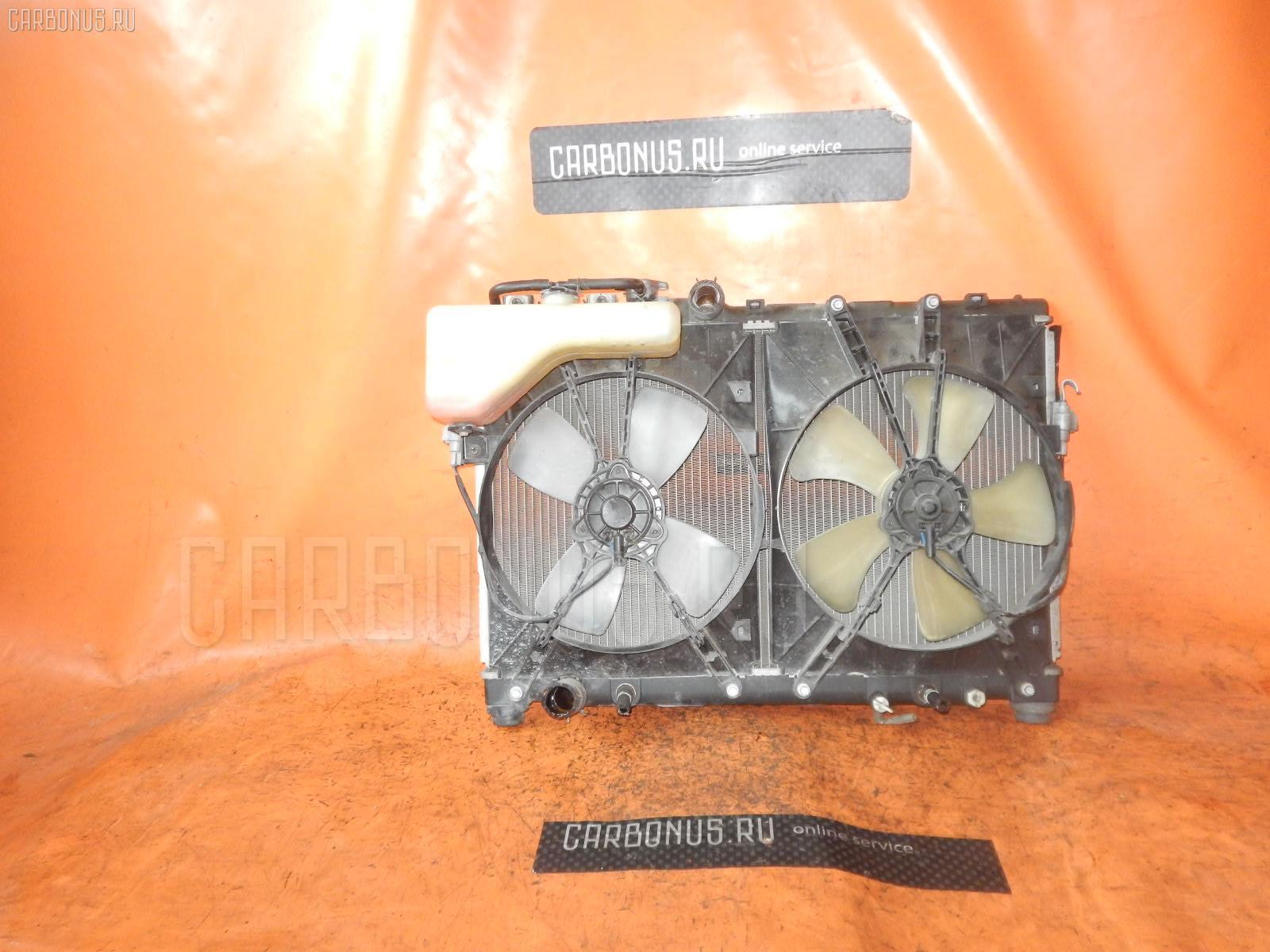 Радиатор ДВС TOYOTA CHASER SX100 4S-FE. Фото 2