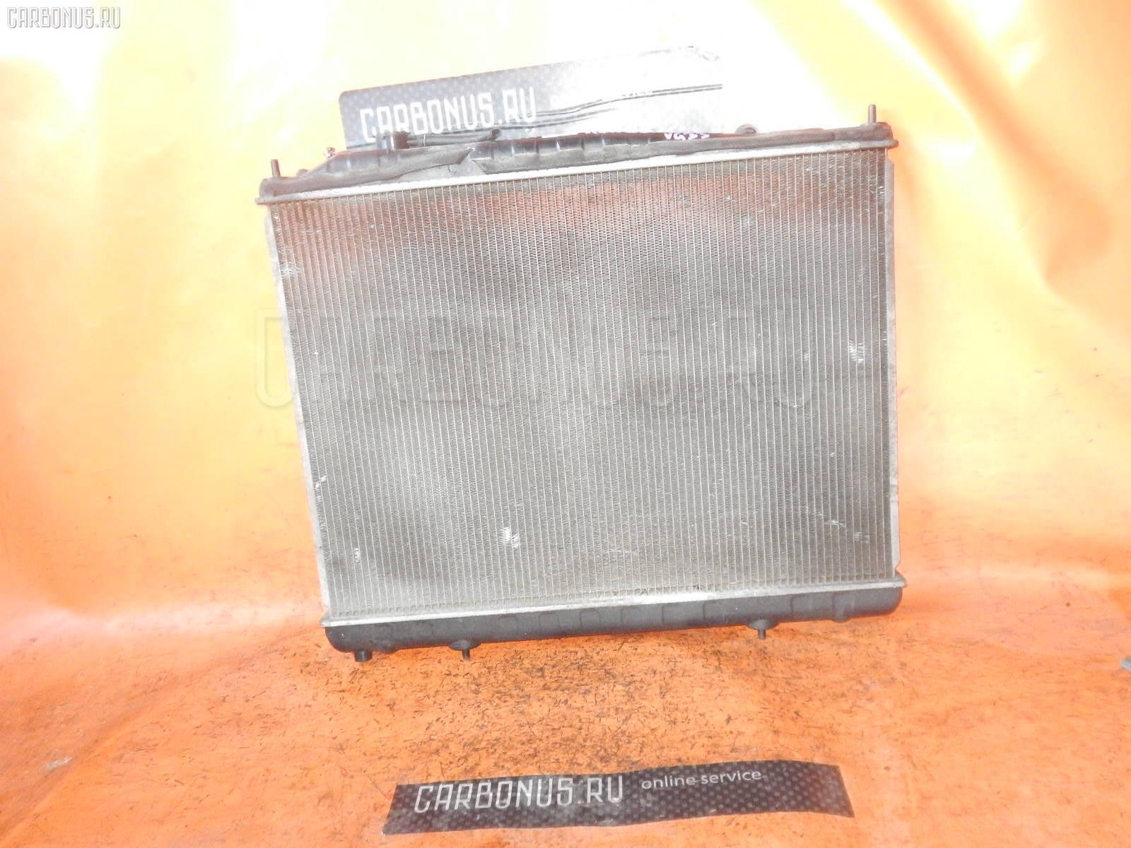 Радиатор ДВС NISSAN ELGRAND ALWE50 VG33E. Фото 9