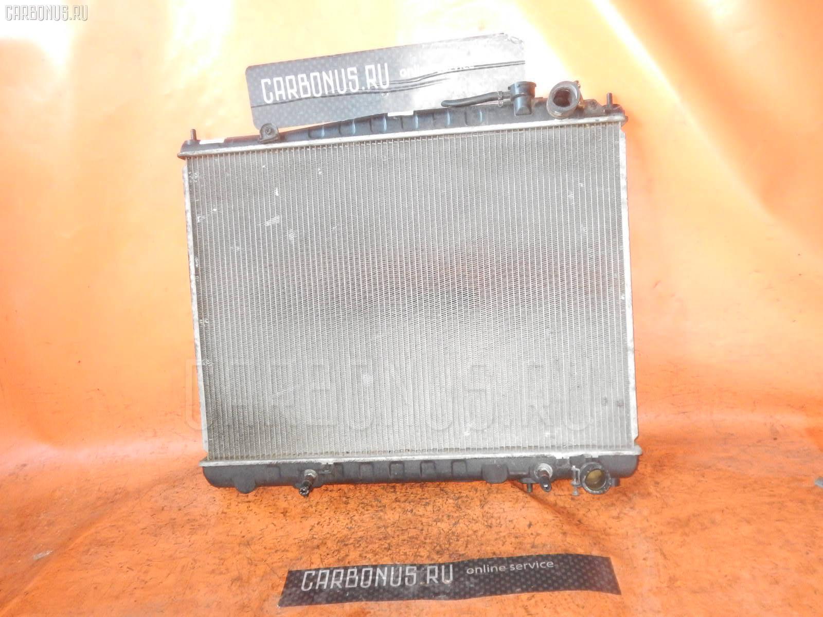 Радиатор ДВС NISSAN ELGRAND ALWE50 VG33E. Фото 8