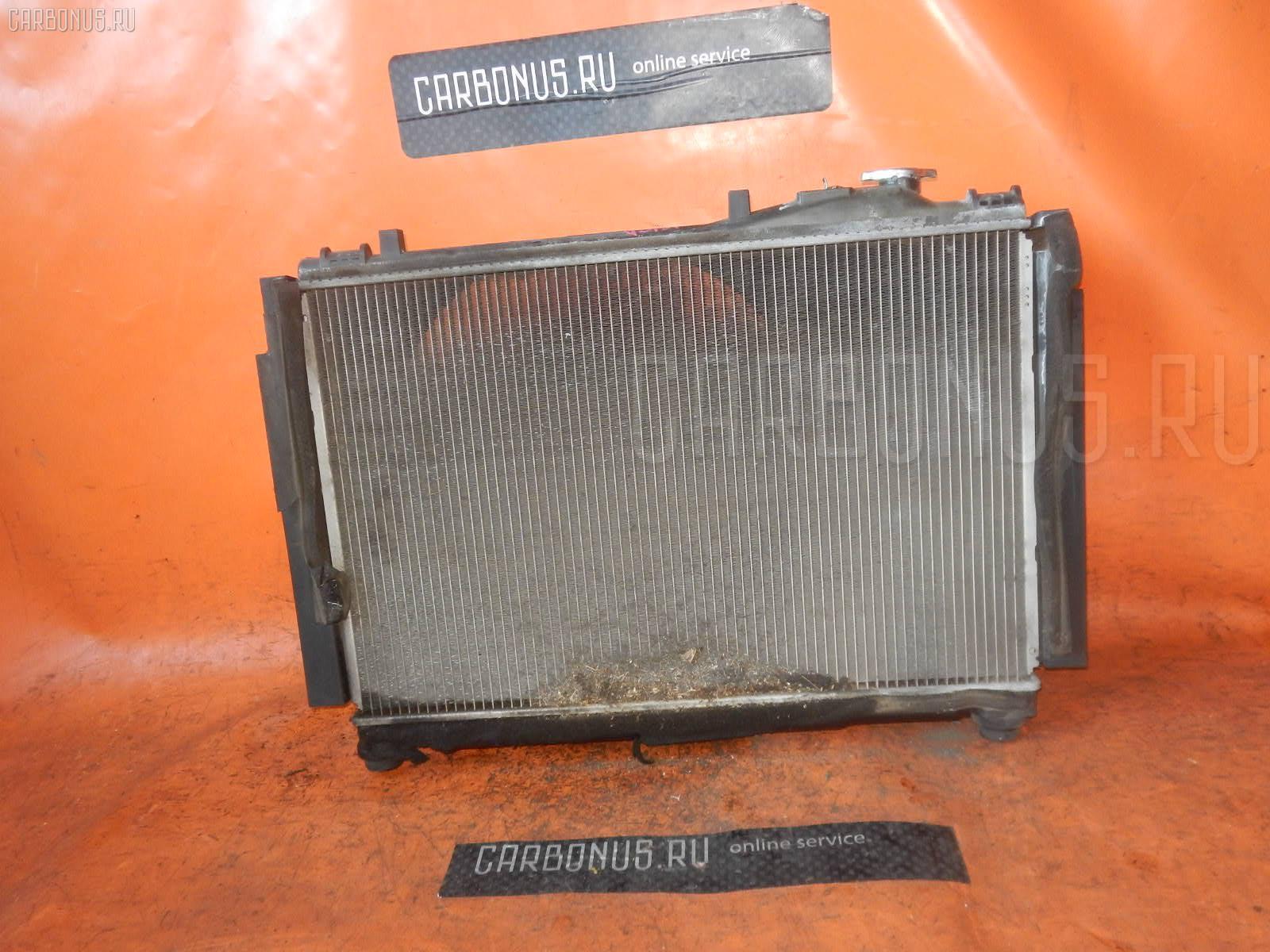 Радиатор ДВС TOYOTA CROWN GS151 1G-FE. Фото 10
