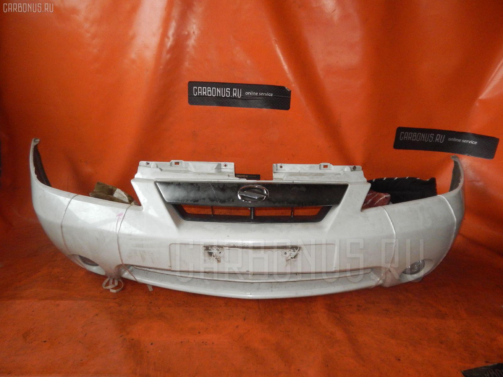 Бампер SUZUKI AERIO WAGON RB21S. Фото 10