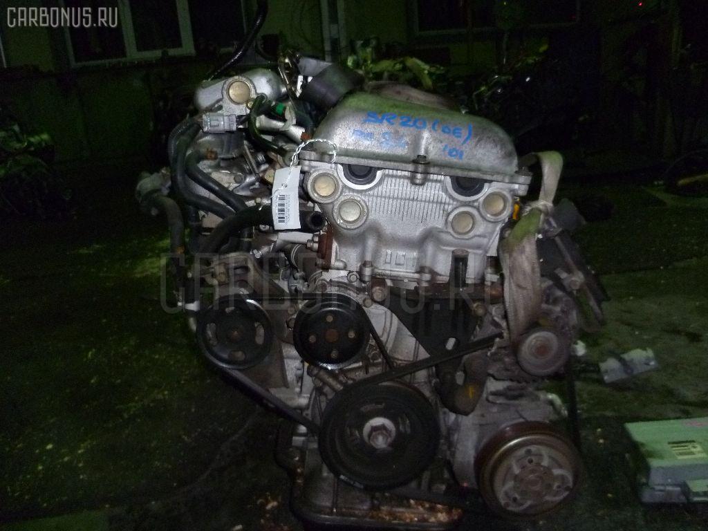 Двигатель NISSAN SERENA PC24 SR20DE. Фото 6