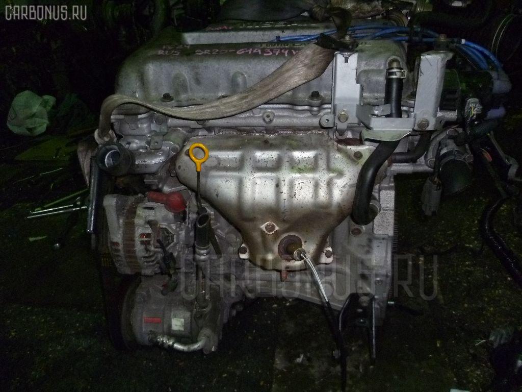 Двигатель NISSAN SERENA PC24 SR20DE. Фото 11