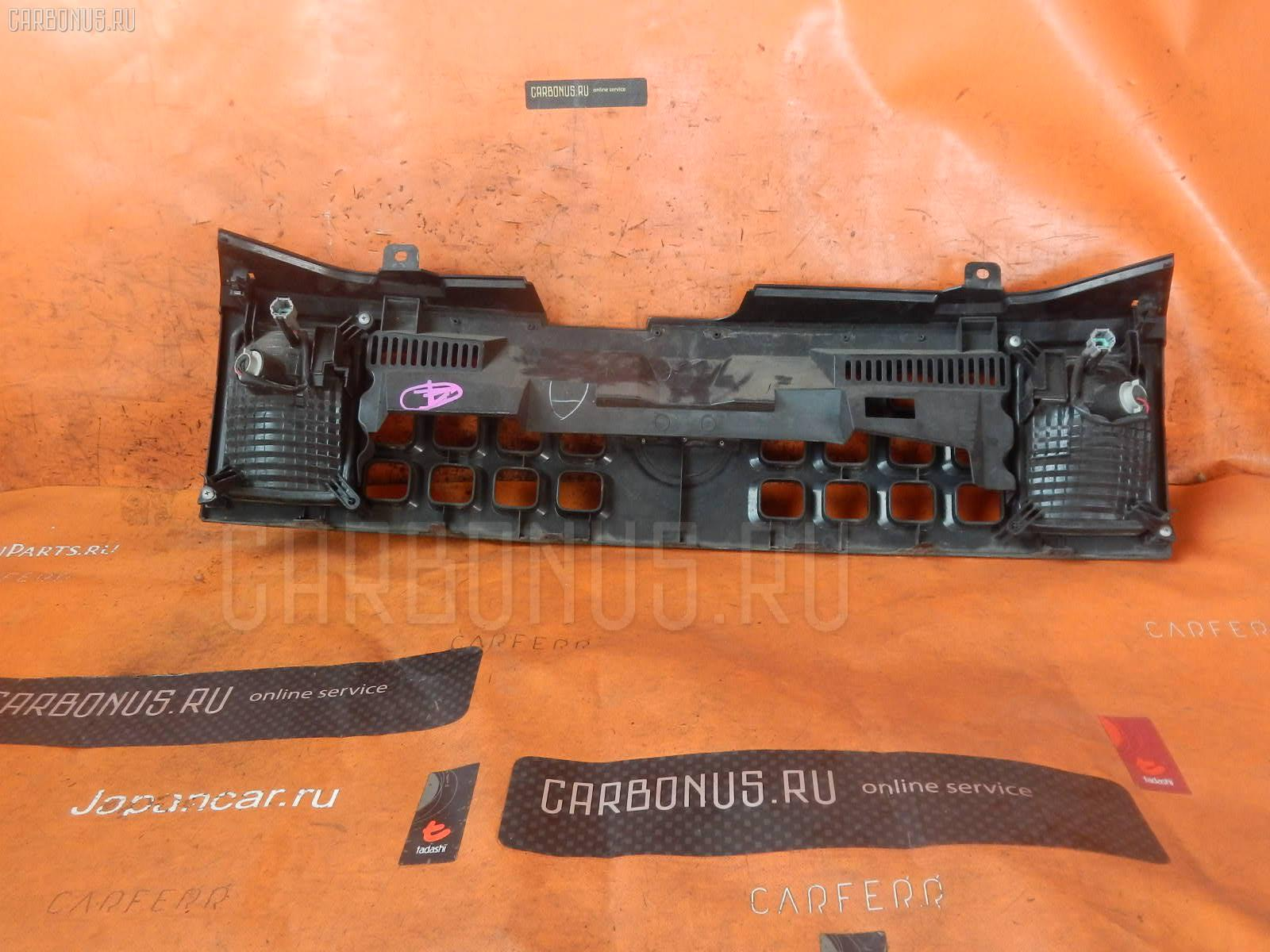 Решетка радиатора NISSAN CUBE CUBIC BGZ11. Фото 10