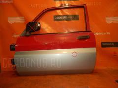 Дверь боковая Mitsubishi Pajero io H66W Фото 2