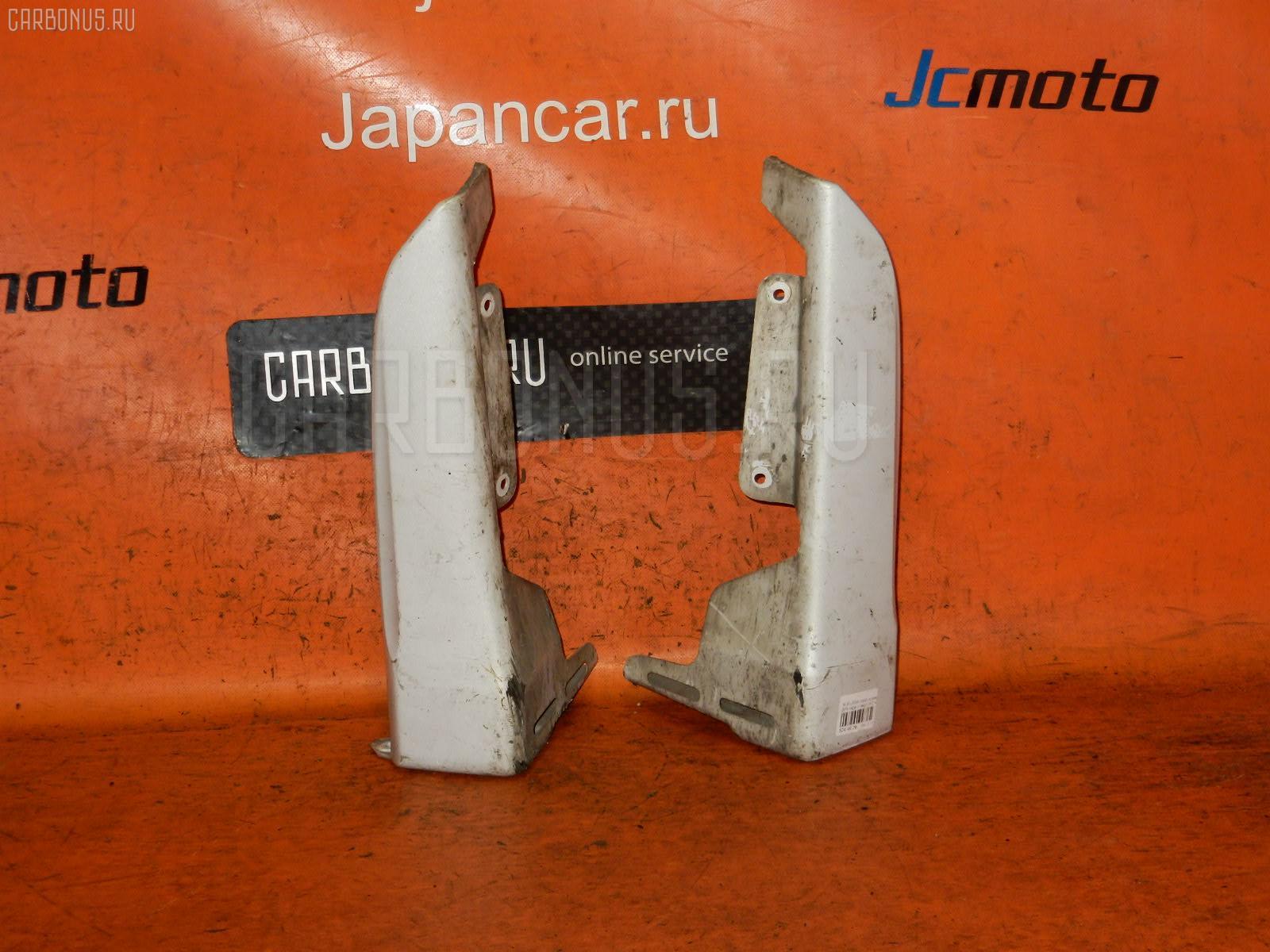 Порог кузова пластиковый ( обвес ) SUBARU LEGACY BP5 Фото 5