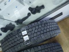 Автошина грузовая зимняя M934 205/80R17.5LT TOYO Фото 5