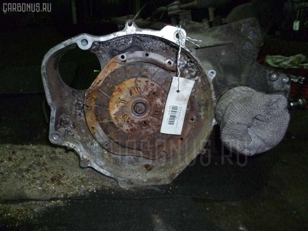 КПП механическая SUBARU SAMBAR KV3 EN07. Фото 2